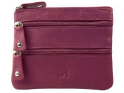 Prime Hide Leather Unisex Coin Purse available in 5 Fashion Colours