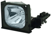Lutema 312243871310-PI Philips DLP/LCD Projection TV Lamp