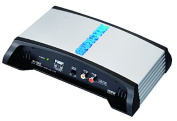 AUDIOTEK AT302 CLASS AB 2 CHANNEL 4 OHM STABLE 300W STEREO POWER CAR AMPLIFIER