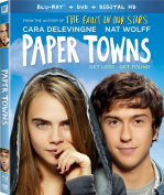 Paper Towns (Blu-ray/UV) [Region B] [Blu-ray]