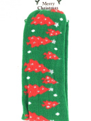 Christmas Knitted Fabric Bandeaux Hair band Headband Holly, Tree or Snowflake Xmas