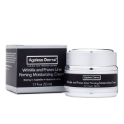 Ageless Derma Wrinkle and Frown Line Anti Ageing Moisturiser By Dr. Mostamand
