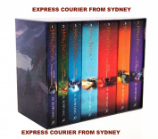 Harry Potter 7 Books Complete Collection Paperback Boxed Set | Children Edition |EXRESS COURIER FROM SYDNEY WITH DHL OR FEDEX