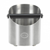 ECM 89620 Coffee Abschlagbox Satin Stainless Steel