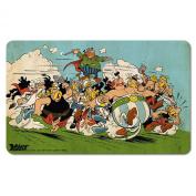 Asterix and Obelix 006789 & AMP; Breakfast-Attack-Original Licenced-Logoshirt