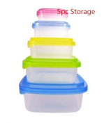 Ardisle Storage Boxes Jewellery Clothes Clear Plastic Box Tubs Organier Container Craft