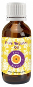 Deve Herbes Pure Nirgundi Oil 30Ml (Vitex Negundo Linn) 100% Natural