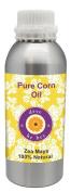 Deve Herbes Pure Corn Oil 300Ml (Zea Mays) 100% Natural Cold Pressed