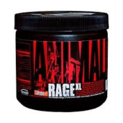 Animal Rage XL, Mango Unchained - 148 grammes by Universal Nutrition M