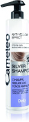 Cameleo Silver Shampoo with Anti-Yellow Effect for Blond, Bleached & Grey Hair - 250ml