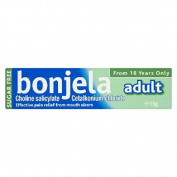 Bonjela Adult Oral Pain Relief Gel 15g