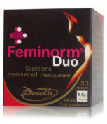 FEMINORM® Duo 30 Capsules Overcome menopause