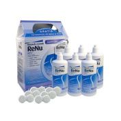 ReNu MPS (Multi Purpose Solution) 6 Month Pack 6 x 240 ml