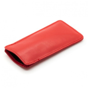 Pepper Glasses Case - Red