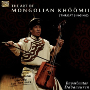 The  Art of the Mongolian Kh??mii