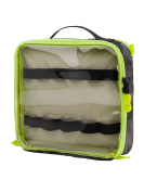 Tenba Duo 8 Pouch for Cable - Black Camouflage/Lime