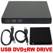 External USB 2.0 Slim DVD CD R/RW Drive Burner Writer for Netbook, Notebook, Desktop, Laptop, Webook Plug and Play for Windows XP, Vista, Windows 7,8 Apple OSx. This is a DVD Writer UK