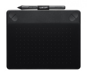 """Wacom Small Intuos """"Art"""" Graphics Touch Pen for Tablet - Black"""
