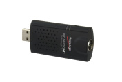 Hauppauge WinTV-soloHD Single, Triple Mode,TV Tuner for Freeview (DVB-T),Freeview HD (DVB-T2) and Cable (DVB-C) broadcasts