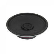 57mm Dia Silver Tone Round External Magnet Speaker Loudspeaker 8 Ohm 0.5W