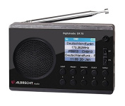 Albrecht DR 70 DAB+ and UKW Radio