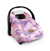 Cosy Cover Infant Carrier Cover-Pink Camo