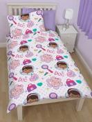 Disney Doc McStuffins Junior Rotary Duvet Cover Bed Set