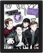 5 Seconds of Summer Single / Ready Framed 3D Poster 20 x 25 CM