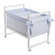Cambrass Small Bed Next Cradle