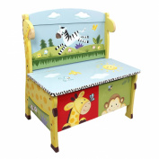 Fantasy Fields by Teamson Sunny Safari Storage Bench