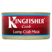 Kingfisher Whole Lump Crab Meat 170g