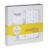 Fresk Swaddle Set (Fox)