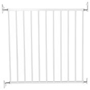Safetots Single Panel Metal Gate 72cm - 78.5cm