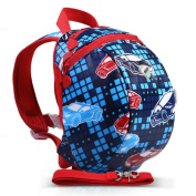 Alababy Toddler Safety Harness Mini Backpack with Tether Strap