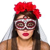 Eye mask Day of The Dead Mask Mask for Halloween Fancy Dress