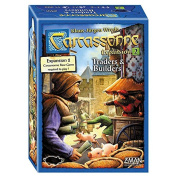 Z Man Games Traders and Builders Carcassonne Expansion 2 Base Game
