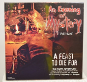 Brand New Murder Mystery Game An Evening of Mystery Beyond The Grave Party Game