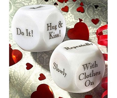 Decision Dice   Naughty Bedroom Love Dice Toy   Romantic Fun Game For  Couples. Decision Dice   Naughty Bedroom Love Dice Toy   Romantic Fun Game