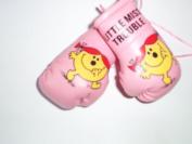 Mr Men Little Miss Trouble Mini Boxing Gloves