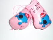 Mr Men Little Miss Bossy Mini Boxing Gloves