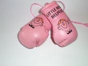 Mr Men Little Miss Helpful Mini Boxing Gloves