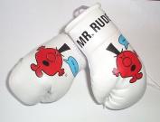 Mr Men Mr. Rude Mini Boxing Gloves