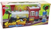 Bump N Go Locomotive Steam Train Bubble Blower Machine Toy