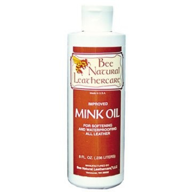 Bee Natural 240ml Mink Oil