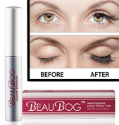 Eyelash Rapid Growth Serum 7 Day Results with no side effects - Most Advanced 100% NATURAL & utmost powerful Ingredients Used -Have your eyelashes Darker, Longer, Thicker, and Nicer in no time with BeauBog