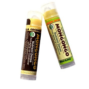 Jersey Shore Sun Mongongo Lip Conditioner Vanilla Coconut Cream