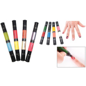 (Set) Migi Nail Art Pen/Brush 16 Colours & 8 Pens in Pastel & Classic Shades