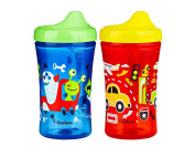 Gerber Graduates Advance Developmental Hard Spout Cups 2-Pack - Monster/Truck