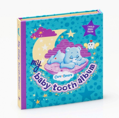 Care Bears' Baby Tooth Book