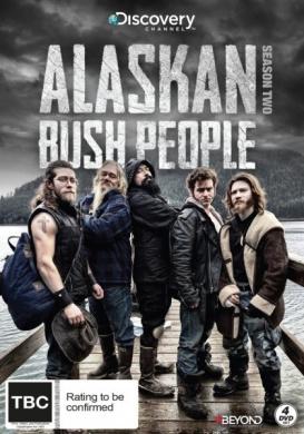 Alaskan Bush People Season 2 [DVD_Movies]